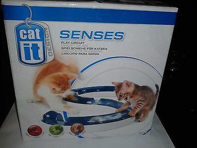 Cat it  Senses Play Circuit  Boxed With Instructions Hardley used