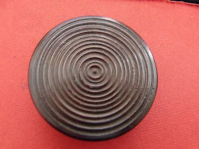 Treen  Antique Boxed Wax Seal Probably Victorian   See Note In Description