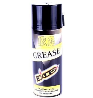 Spray Grasso Exced Rs Grease - Bianco