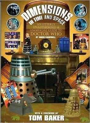 Doctor Who Dimensions in Time and Space (Dr Who) Paperback