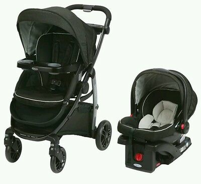 Graco® Modes™ LX Click Connect™ Travel System Tuscan NEW with FREE Shipping