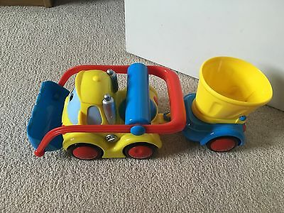 Chicco truck excavator, Baby Car Toy With Sounds