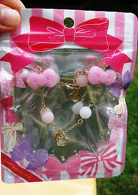 NWT Sanrio Hello Kitty Small Gift Big Smile Bracelet for Girls
