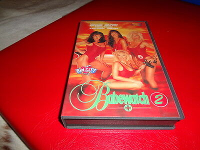 Babewatch 2 - Vhs - Bianca Trump, Rebecca Wild,  Asia Carrera,  Buck Adams