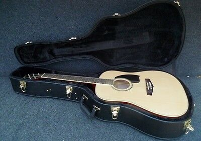 IBANEZ PF15WC-NT Acoustic Guitar Full Size Dreadnought size SPRUCE TOP with Case