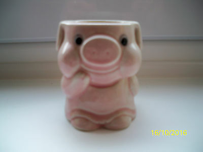 Collectable Pig Egg Cup