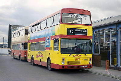 Bus Negative & Copyright, 10707, South Yorkshire Transport, Metrobus, B923CDT