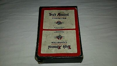 RARE Set of High Admiral Cigarettes. W.D. & H.O. WILL'S Vintage Playing cards