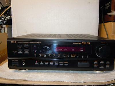 DENON AVR-1602 Great Home Cinema Receiver With Remote-Superb Sound.