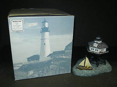 Harbour Lights, 1996 Middle Bay, Al. #187  With Box