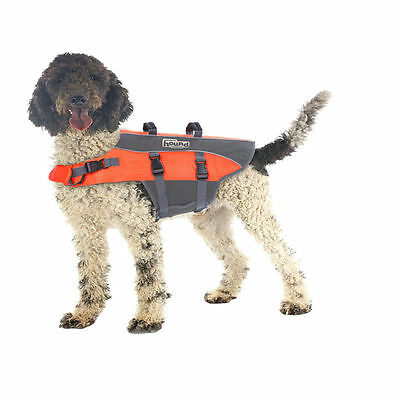 Outward Hound PupSaver Ripstop Neoprene Pet Dog Life Jacket for Water, Sea - NEW