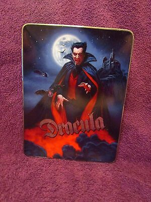 Franklin Mint Universal Studios Monsters Dracula Plate