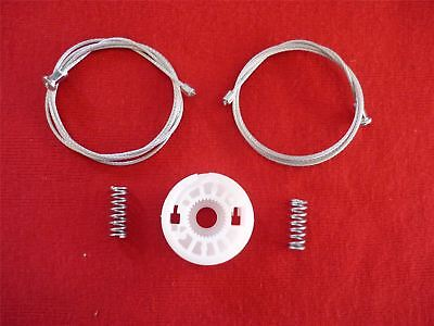 Mercedes E W211 Window Regulator Repair Kit Rear Left
