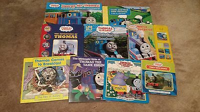 Massive Thomas the Tank Engine book bundle, 25 books