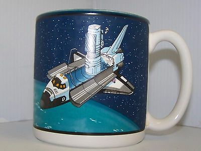 Space Shuttle Columbia Coffee Mug National Air & Space Museum Collection
