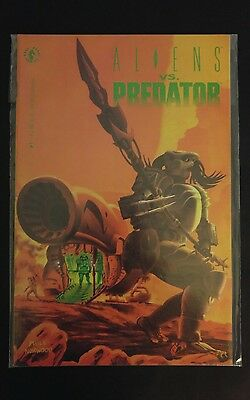 Alien vs Predator Comic