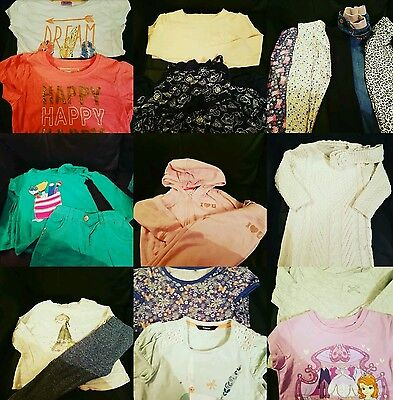 age 3-4 bubdle of girls clothes