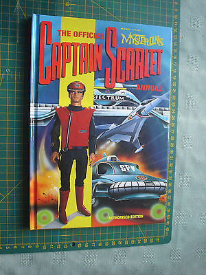 Captain Scarlet & The Mysterons Annual 1993