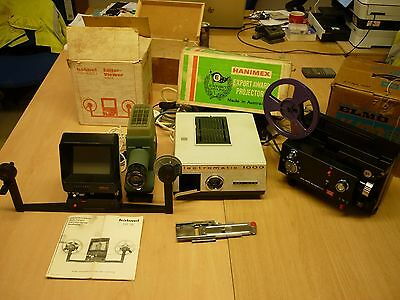 Vintage Photographic equipment - job lot collection