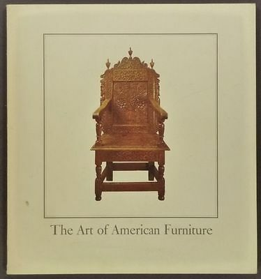 Antique American Colonial Furniture -Bowdoin College Museum of Art Collection