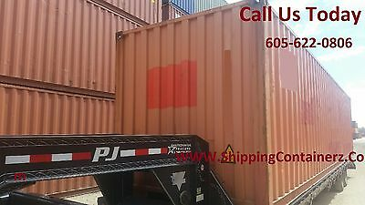 40 ft Shipping Container Storage Container in Atlanta Georgia