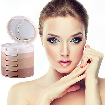 5-in-1 Concealer trimming powder makeup foundation Whitening Oil Control