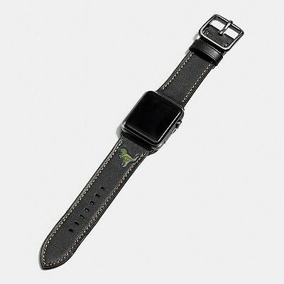 Coach Rexy Apple Watch Band - 42mm
