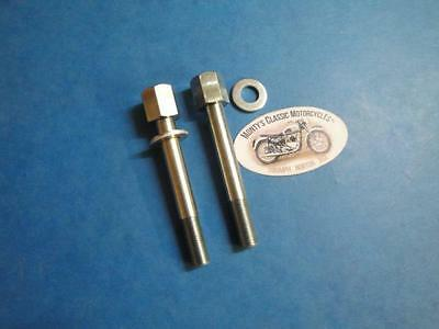 Genuine Triumph Cylinder Head Bolt X2 E445 1957-73  T21 3Ta Tiger 90 T100 T100R