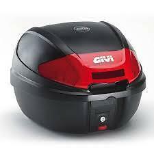 Givi E300N2 30L Universal Luggage Topcase Top Case Top Box