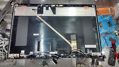 LENOVO G700 20251 backlid with bezel  hinges,webcam ,lcd cable 13N0-B5A0211