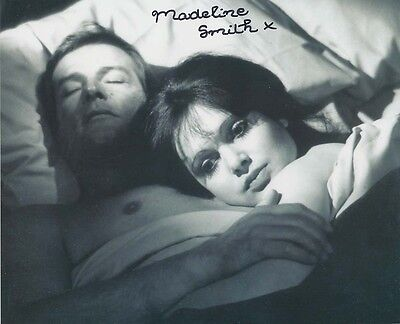 Madeline Smith In Person Signed Photo - B338 - James Bond