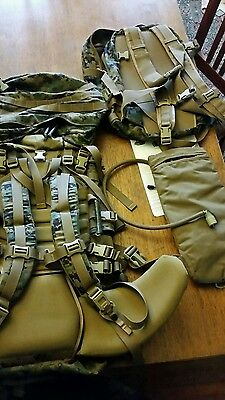 USMC Complete ILBE Main Pack, Assault Pack and Hydration System
