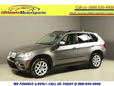 "2013 BMW X5  2013 BMW X5 xDrive35i AWD NAV PANO LEATHER HEATSEAT RCAM WOOD 19""ALLOYS SILVER"