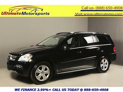 "2011 Mercedes-Benz GL-Class Base Sport Utility 4-Door 2011 MERCEDES-BENZ GL450 4MATIC AWD NAV DVD SUNROOF LEATHER 19""ALLOYS BLACK"