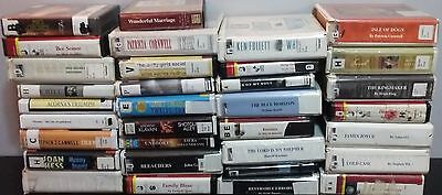 Wholesale Bulk Lot of 33 Audio Books CD  Format Ex Library (B3)
