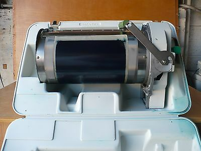 Riso Risograph GR Color Drum Teal Color with case - Untested
