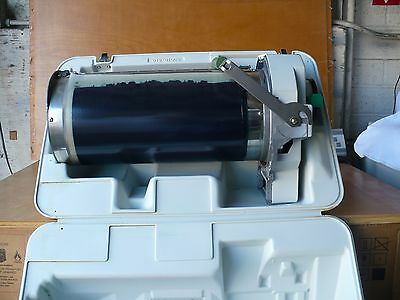 Riso Risograph GR/W Color Drum Teal Color with case - Untested