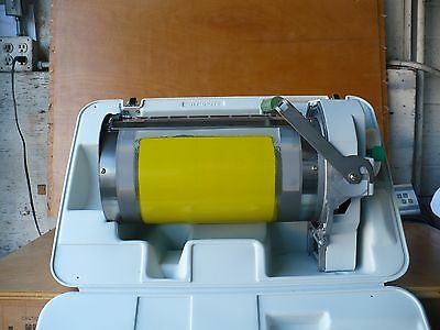 Riso Risograph GR Color Drum Yellow Color with case - Untested