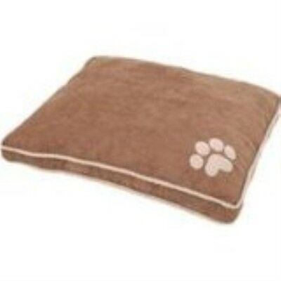 Petmate - Beds 598593 Shearling Knife Edge Pillow Bed, 36 x 45 in.