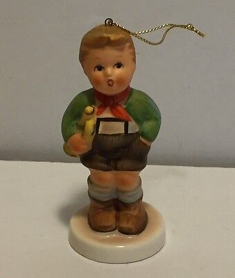 "Schmid 1983 First Edition ""Hark The Herald"" Christmas Ornament"