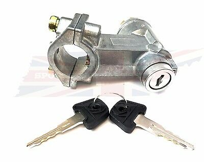 New Ignition Switch & Steering Lock Assembly w Keys Triumph TR6 Spitfire 1970-72