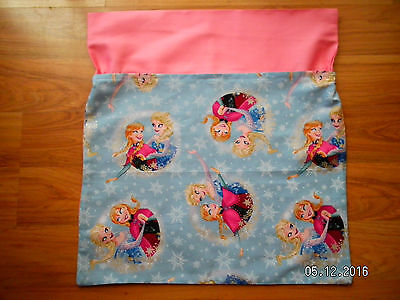 frozen chair bag for school first name free, free postage