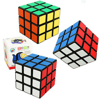 Magic ABS Ultra-smooth Professional Speed Magico Cube Puzzle Twist Kids Toy Gift