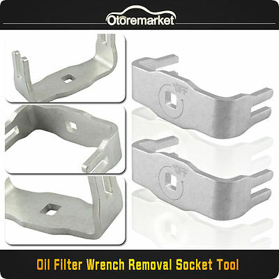 For Toyota Lexus Scion Special Oil Filter Wrench Tool LARGE SIZE Removal Kit 2pc