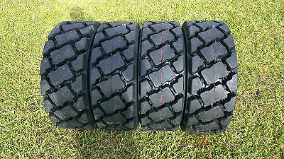 TYRES BOBCAT SKID STEER 10x16.5 14PLY L-5 TYPE PATTERN
