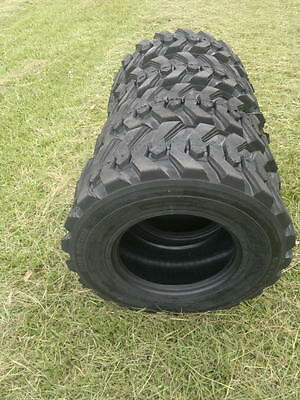 TYRES BOBCAT SKID STEER  12 X 16.5  Heavy Duty 12 Ply Brand New Never Fitted