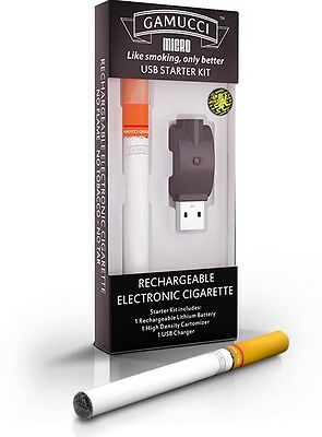 Fresh Gamucci Micro USB Kit- White Stick With 1.6 Original Refil: Exp: Feb 2019