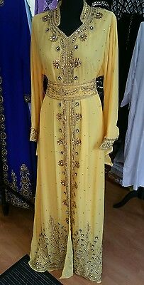 Islamic Dubai Farasha Abaya available in sizes XL,