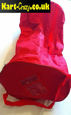 Tyre Bag for Karts Wheels - Red