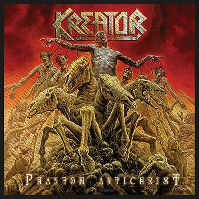 Official Licensed - Kreator - Phantom Antichrist Sew On Patch Metal Thrash